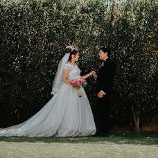 Wedding photographer Daniel Meneses davalos (estudiod). Photo of 06.11.2018