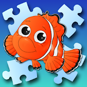 Bob - jigsaw puzzles free games for kids & parents