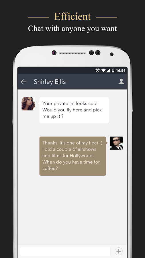 Largest Millionaire Dating App- screenshot