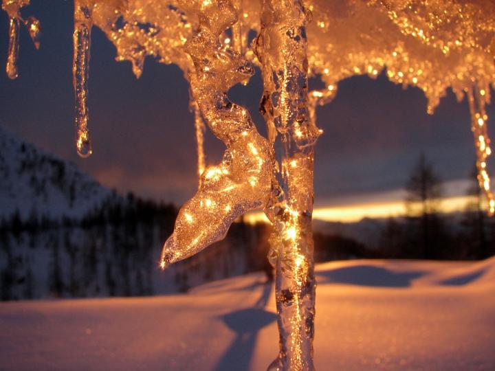 Cold sunset di Nick
