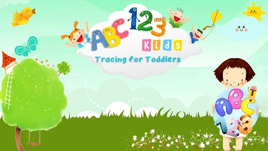 abc 123 Tracing for Toddlers - Android Apps on Google Play