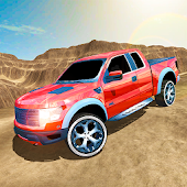 Offroad Jeep Mountain Drive 3D