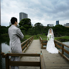 Wedding photographer Kaoru Shibahara (shibahara). Photo of 15.02.2014