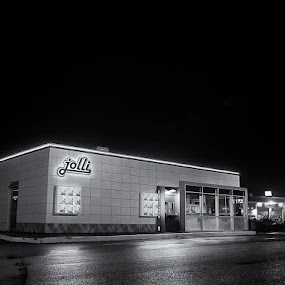 Drive-thru by Stefán Margrétarson - Buildings & Architecture Other Exteriors ( iceland, europe, 2013, jolli, drive-thru, fast food )