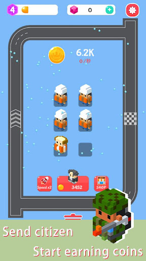 Merge Marathon - Idle cute runner 1.2.3 de.gamequotes.net 2