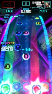 Neon FM™ — Arcade Rhythm Game- screenshot thumbnail