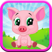 Piggy Game: Kids - FREE!