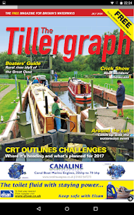 The Tillergraph: Canal Boating- screenshot thumbnail
