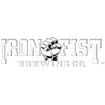 Logo of Iron Fist Uprising Trippel IPA
