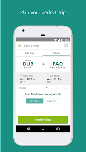 Aer Lingus App screenshot 2