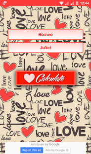 Love calculator : check your love - náhled