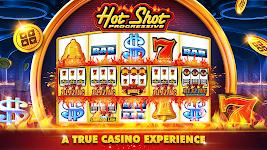 screenshot of Hot Shot Casino - Vegas Slots Games