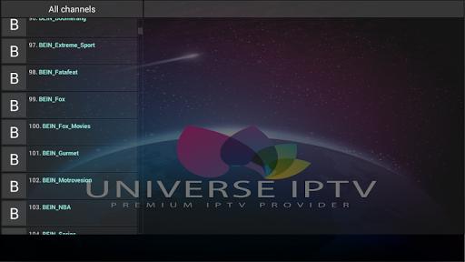 Universe TV  screenshots 5