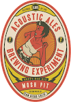 Acoustic Ales Experiment Mosh Pit Red