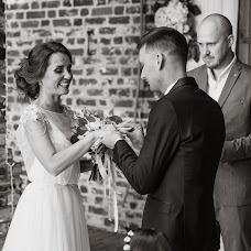 Wedding photographer Aleksandr Golcov (Sash58). Photo of 02.11.2017