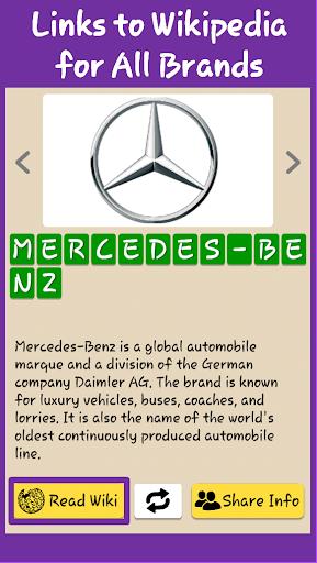 Best Car Brands Logo Quiz HD: Guess Car Symbols 0.8 screenshots 7