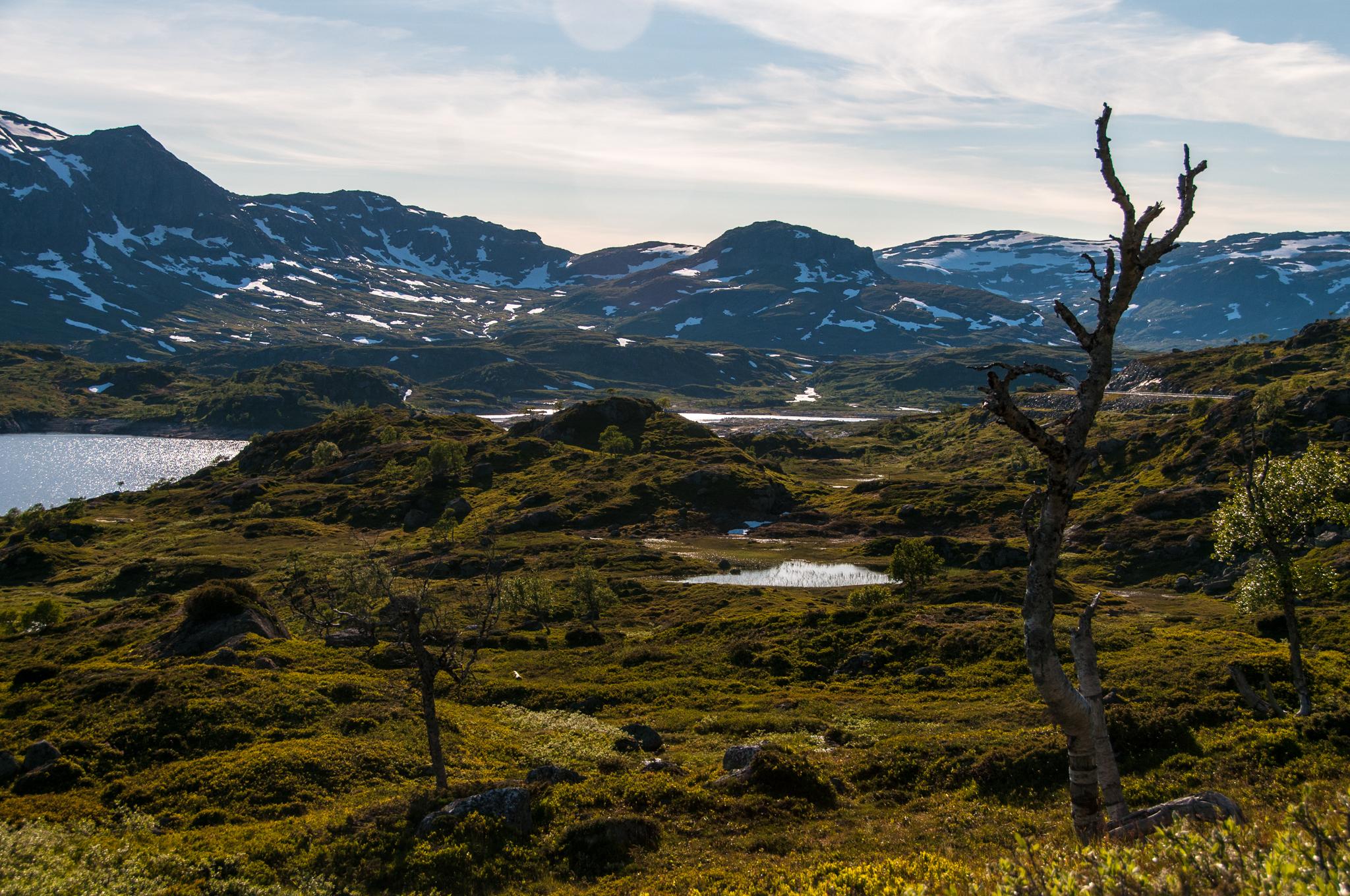 Photo: Первые горные перевалы