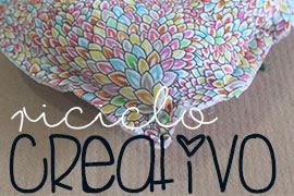 tutorial diy riciclo creativo ME creativeinside