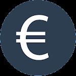 Valutaomregner - Historie & Offline Icon