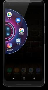 Wheel Launcher a free customizable edge screen 4