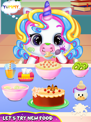 My little unicorn baby daycare activities screenshot 12