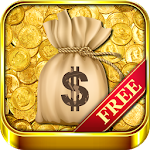 Coin Pusher Gold Icon