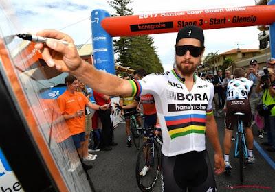 """Sagan kan het niet laten: """"Had ik geweten dat de Omloop nu WorldTour was, dan had ik het dit weekend omgekeerd gedaan"""""""