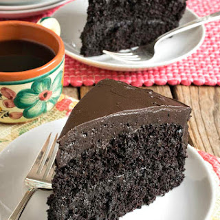 Nanny'S Black Midnight Cake Recipe