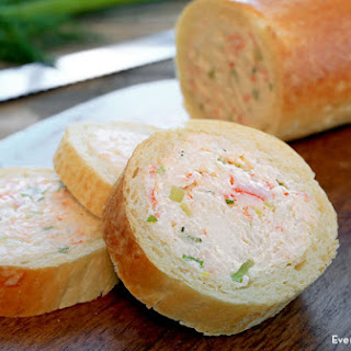 Easy Crab-Stuffed Baguette