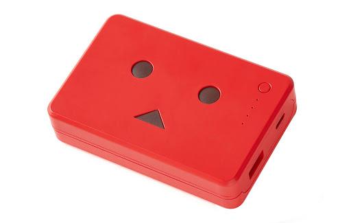 Pin sạc dự phòng không dây Cheero Power Plus Danboard CHE-096 (10050mAh) (Đỏ)-2