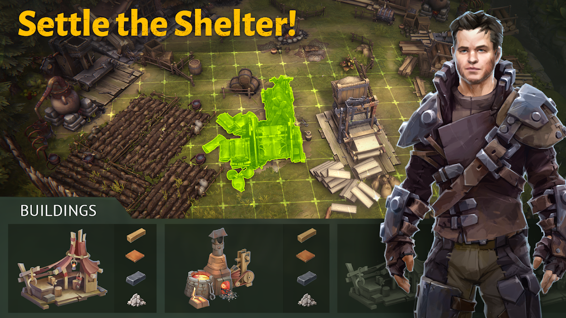 Outlander Fantasy Survival GiftCode 6.5 1