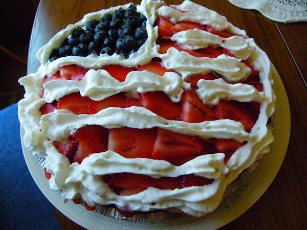 Patriotic Pie Recipe