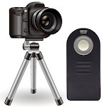 Camera Remote Control (DSLR) Icon