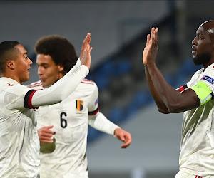 Lukaku sera bien présent face à l'Angleterre, mais pas Doku