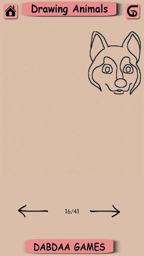 Drawing Animals - Lets Draw Animals 1.31 screenshots 2