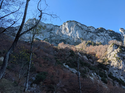 Salzburger Hochtron hike  - Oct 19