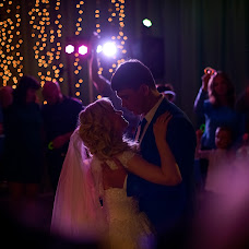 Wedding photographer Denis Tarasov (magicvideo). Photo of 17.08.2017