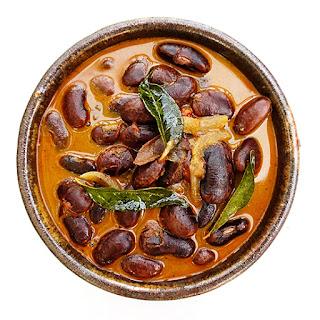 Red Bean Curry with Coconut Milk