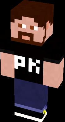 Gronkh Nova Skin - Minecraft hauser gronkh