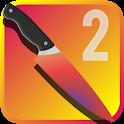 1000 Degree Knife Challenge icon
