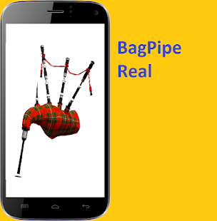 Bagpipe Real - náhled
