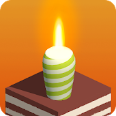 Jumping Candle