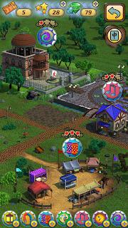 Mahjong Village screenshot 06