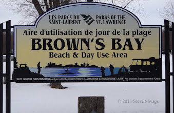 Photo: The sign at the front gate.