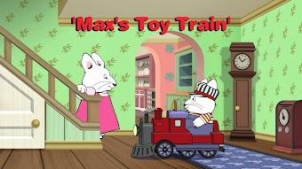 Engineer Max | Max's Toy Train |Max's Train Ride