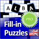 Fill-it ins Puzzles English