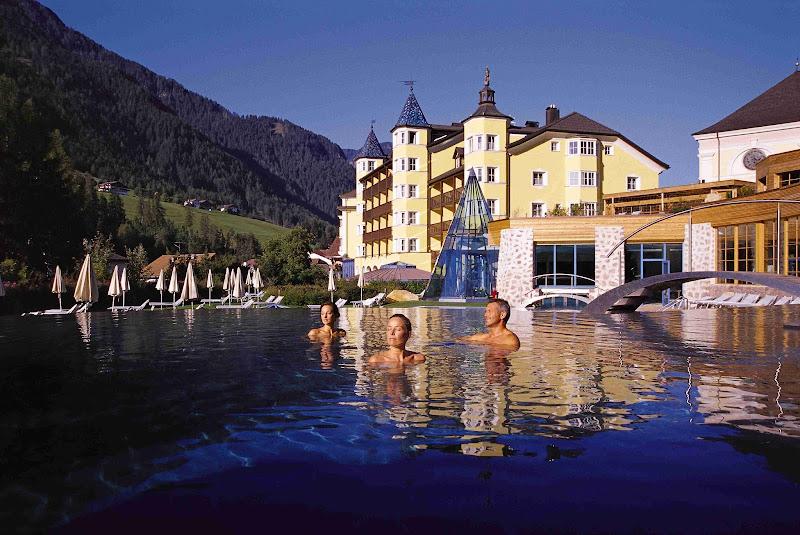 Photo: Adler Dolomiti & Spa Resort, St. Ulrich http://bit.ly/PLLlVx