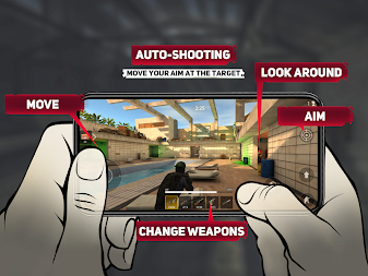 Zombie Rules - Shooter of Survival & Battle Royale APK screenshot thumbnail 10