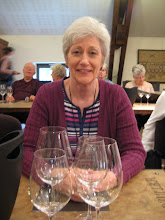 Photo: Our tasting of Hermitage wines in Tain l' Hermitage.