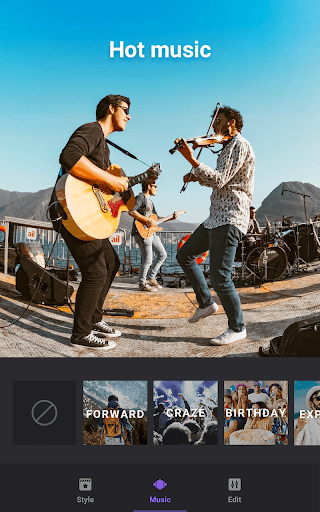 Video Maker of Photos with Music & Video Editor 4.8.7 screenshots 5